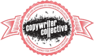 Copywriter Collective endorsement logo