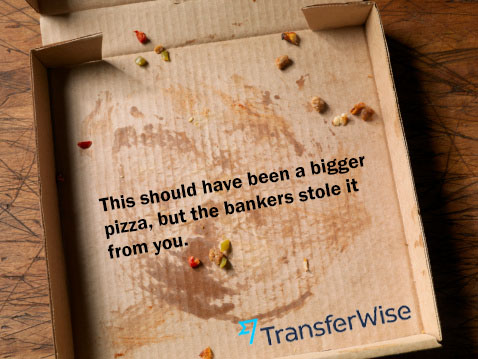 Pizza Transferwise
