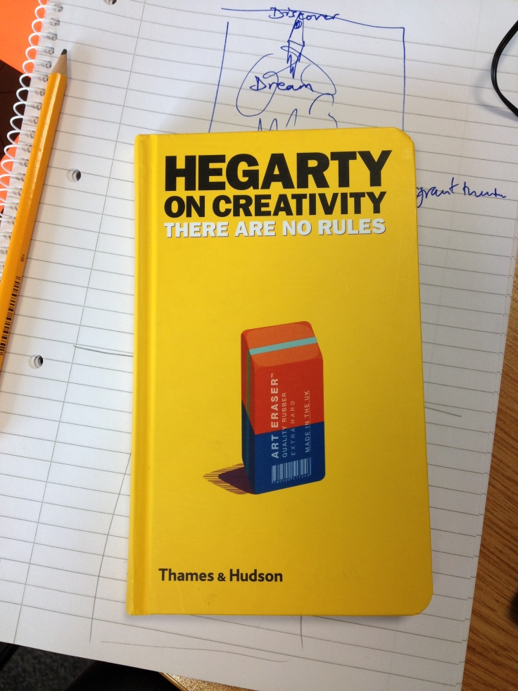 hegarty on creativity